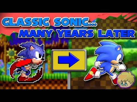 Classic Sonic: Does it Still Work Many Years Later?