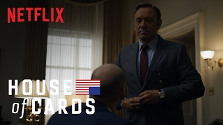 House of Cards Trailer - Pain - Netflix [HD]