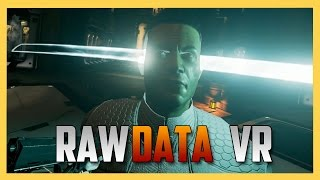 RAW DATA - VR Co-Op with wicked weapons!