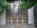 Mẫu cửa inox - cổng inox đẹp thi công cho nhà phố [2017] mp3 indir