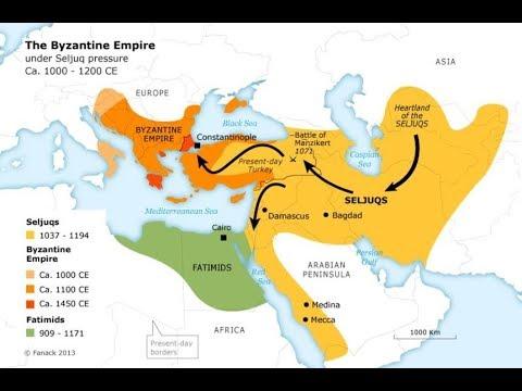 Anadolunun Türkleşmesi ve Malazgirt Savaşı 1071