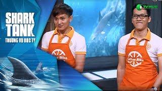 Cà Phê sữa đá ngon nhất Thế Giới | Coffee Bike | Thương Vụ Bạc Tỷ Shark Tanks Việt Nam | VTV 3