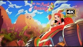 All Star Fruit Racing 4K Gameplay