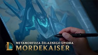 Mordekaiser: metamorfoza Żelaznego Upiora — za kulisami | League of Legends