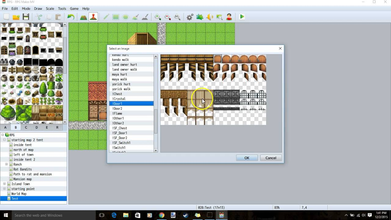 Rpg Maker Mv Tutorial How To Build A House