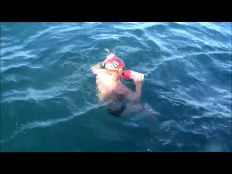 Nathan Payas - English Channel Swim, 9 hours 13 mins,  11.09.2016