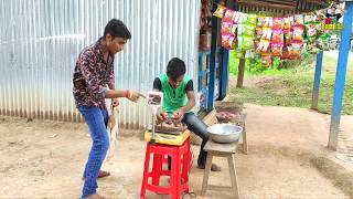 Top New Comedy Video 2019 | Try Not To laugh | Episode-93 | By My Family