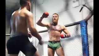 MysticMac Fight IQ Sparring Techniques For Khabib Nurmagomedov Explained 2018