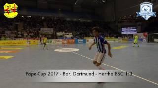 2017 Pape Cup U15 Borussia Dortmund - Hertha BSC 1:3