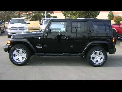 2011 jeep wrangler unlimited sahara youtube. Black Bedroom Furniture Sets. Home Design Ideas