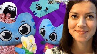 Котики, вперед!   Играем с Катей и Котей - Поделки - Творчество с детьми