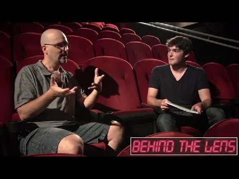 Behind the Lens  Episode 3:  with Sean Garrity
