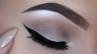 Warm taupe eyeshadow look + Eyeliner tips