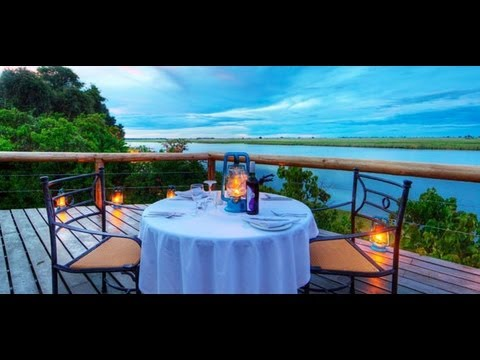 Chobe Game Lodge, Chobe National Park, Botswana - Unravel Travel TV