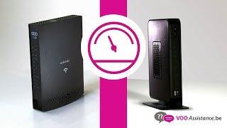 Votre connexion internet par le Wifi peut être ralentie pour plusie...