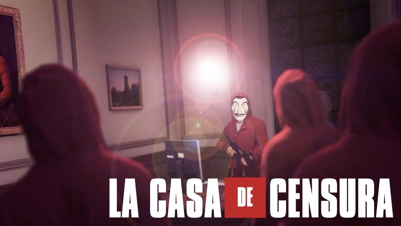 La Casa de Censura