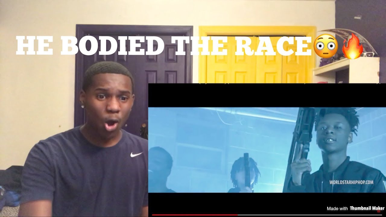"YBN Nahmir ""The Race (Tay-K Remix) (WSHH Exclusive - Offical"