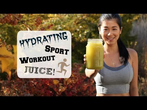 Hydrating Electrolyte Juice Recipe