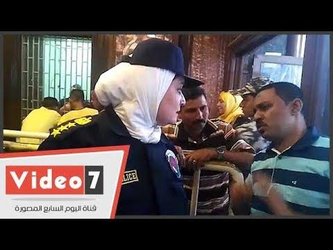 الشرطة النسائية تؤمن مداخل دور السينما لمنع التحرش فى أول أيام العيد  - 18:21-2018 / 6 / 15