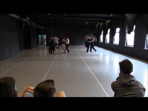 PWST WTT, III rok, Polska Technika Tańca Współczesnego - pokaz zaliczeniowy