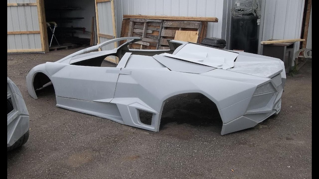 Lamborghini Reventon Replicas And Kit Cars Lp640 700 Aventador