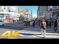 Walking around Takadanobaba, Tokyo - Long Take【東京・高田馬場】 4K