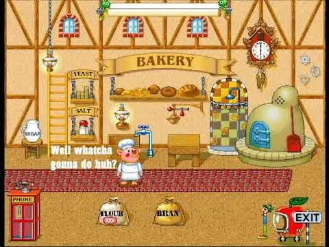 BusyTown How Things Work Bakery mistakes