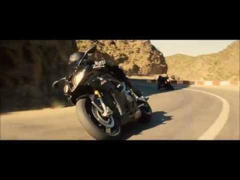 Tom Cruise Cena das motos Missão Impossivel 5