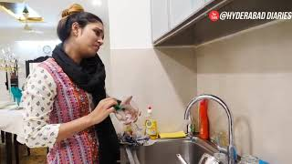 Types of Hyderabadi wives or maids by I.S.N sisters
