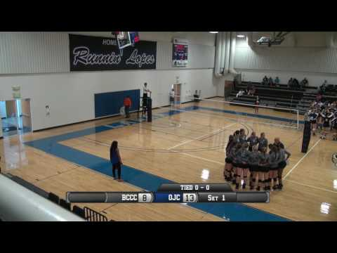 Otero Junior College vs. Butler County Community College (Volleyball)