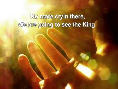 Andrae Crouch *Soon And Very Soon* w/Lyrics