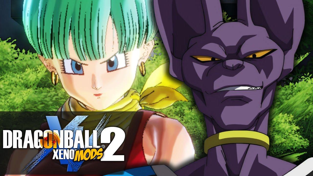 Bulma & Goku vs Frieza & Ginyu   Dragon Ball Xenoverse