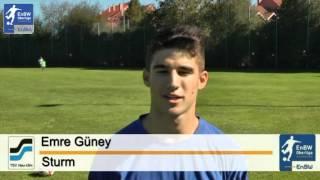 B-Junioren SSV TSV Neu-Ulm: Emre Güney