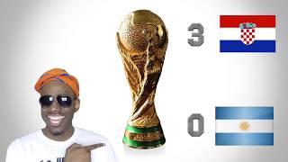 Croatia 3-0 Argentina  Post Match Analysis | World Cup 2018 Group D