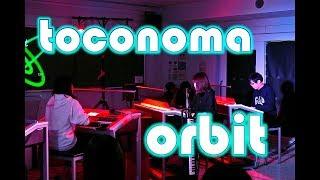 『orbit』 2017年11月の大学祭屋内ライブの演奏です! toconomaの3枚目...