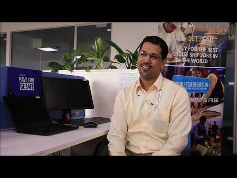 Rock the Talk with Srini Iyer, Head - Offshore Services, CSSI