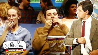 Mr. Bean sucht Unterhaltung!