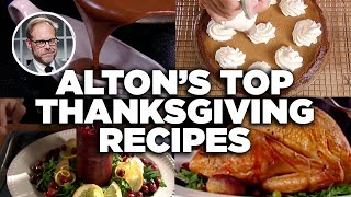 6 Top-Rated Alton Brown Thanksgiving Recipes | Food Network
