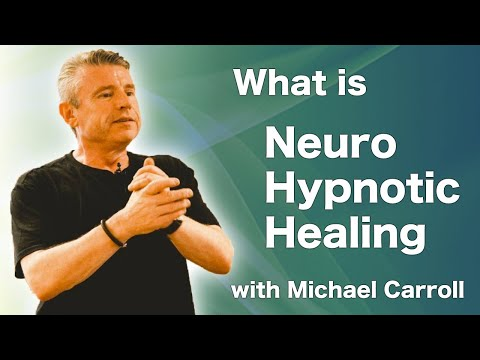 Neuro Hypnotic Healing - A revolution in your personal health.