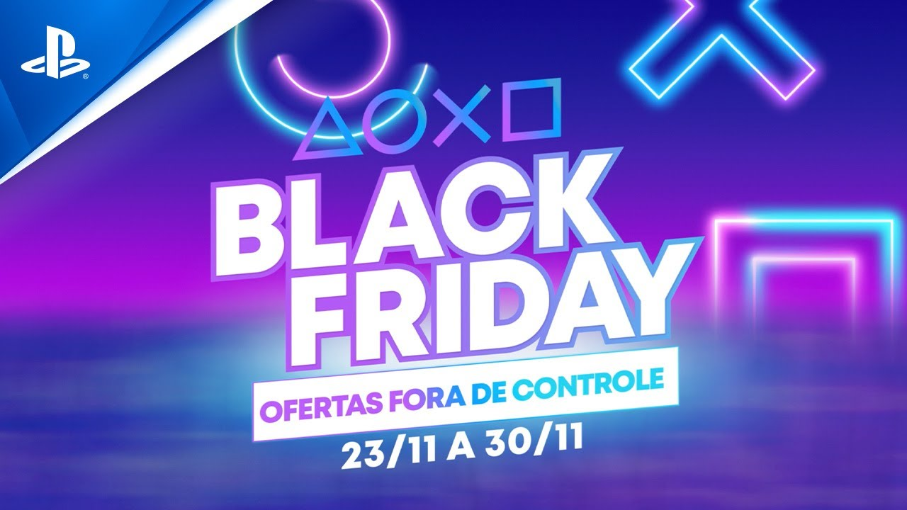 Black Friday PlayStation: Ofertas fora de controle!