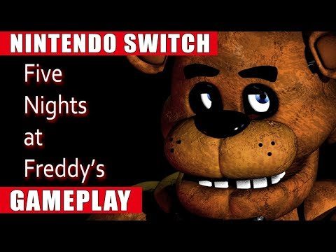 five-nights-at-freddy's-nintendo-switch-gameplay