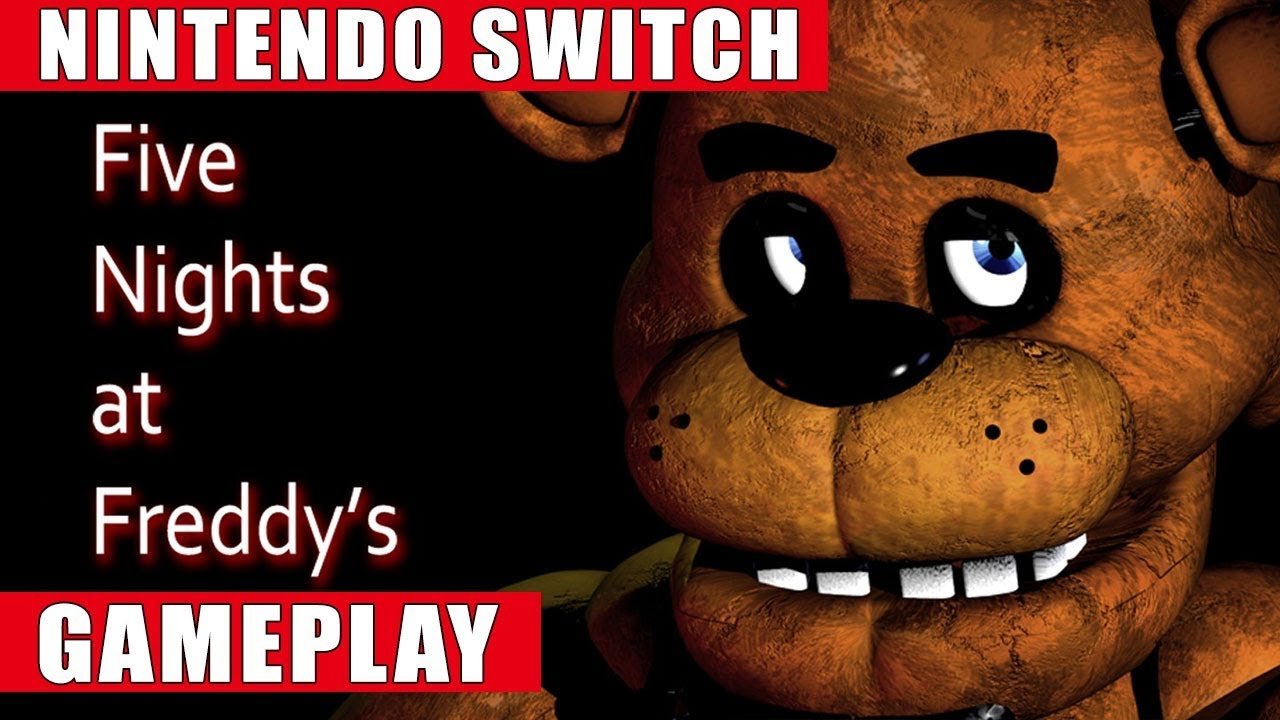 Gameplay από το Five Nights at Freddys