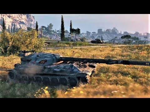 World Of Tanks Object 705A  -  8 Kills, 9,5 K Damage (1 Vs 5) | Best Tank Battles | Gameplay PC