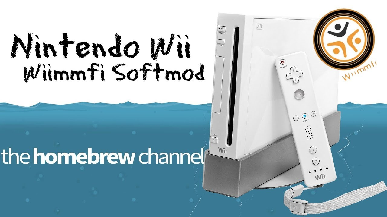 Nintendo Wii - Homebrew Channel & Wiimmfi (Get Back Online)