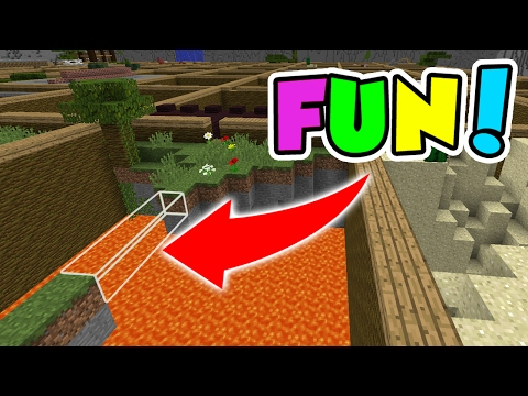 PROOF THAT MINECRAFT PARKOUR CAN BE FUN!