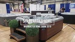 Hot Tub Show 2019 - Spa Hearth & Home