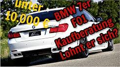 BMW 7er F01 Kaufberatung | Das solltest du vor dem Kauf wissen! | G Performance