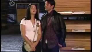 Jonathan Montenegro y Daniela Alvarado, a punto de hacer el amor, Voltea Pa Que Te Enamores, 2006