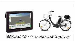 PROMOCJA TMX-2050  - rower elektryczny gratis!!