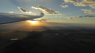 Gliding at Gariep Dam 2015